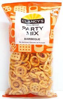CLANCY'S 12x150gm PARTY MIX BBQ