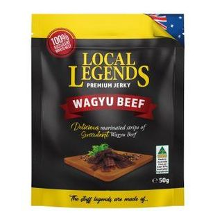 LOCAL LEGENDS 15x45gm ORIGINAL BILTONG