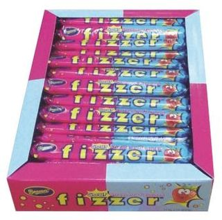 BEACON FIZZER 72x11.6gm SOUR STRAWBERRY