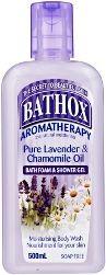 BATHOX 8x500ml FOAM/SH.GEL LAV&CAMELIA