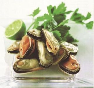 1kg(12)MUSSEL MEAT IQF
