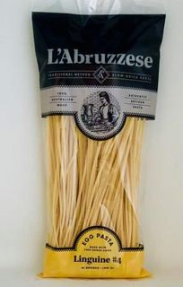 L'ABRUZ 12x375gm EGG LINGUINE NO.4