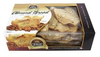 C/KING 150gm(16) ALMOND BREAD