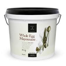 BIRCH & WAITE 10kg WHOLE EGG MAYONNAISE
