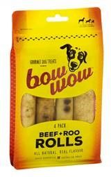 BOW WOW 6x4pk ROO ROLLS