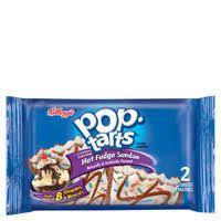 POP TART 6x2pk(12) HOT SUNDAE FUDGE