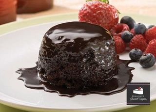 PRSTLY 16 (1) IND SELF SAUCING CHOC. PUD