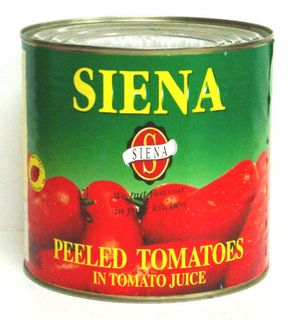 SIENA 6xA9 ITALIAN PEELED TOMATOES