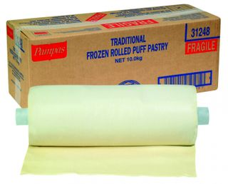 PAMPAS 10kg PUFF PASTRY ROLL