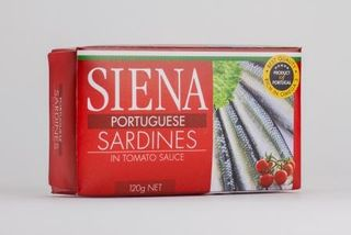 SIENA 12x120gm P/GUESE SARDINES TOM SCE