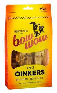 BOW WOW 6x4pk OINKERS
