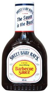 SWEET B/RAYS 12X425ml ORIGINAL BBQ SAUCE
