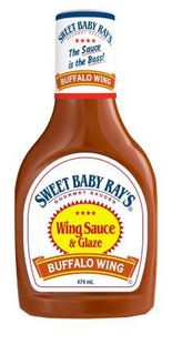 SWEET B/RAYS 6X474ml BUFFALO WING SAUCE