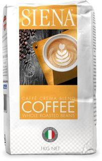 SIENA 3x1kg CAF/CREMA BLEND COFFEE BEANS
