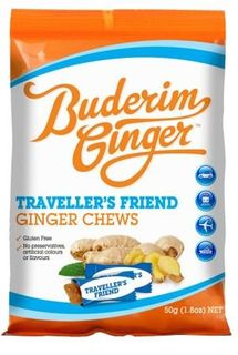 BUDERIM 12x50gm TRAVELLERS FRIEND