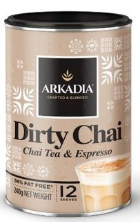 ARKADIA 6X240gm DIRTY CHAI - TEA & ESPRE