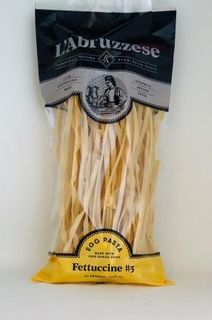 L'ABRUZ 12x375gm EGG FETTUCINE NO.5