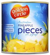G/CIRCLE 850gm (12) PINEAPPLE PIECES