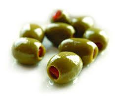 PALOMBA 1.5kg(5) GREEN OLIVES-S/DRD TOM