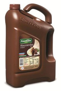 FOUNTAIN 4lt (3) WORCESTERSHIRE SAUCE