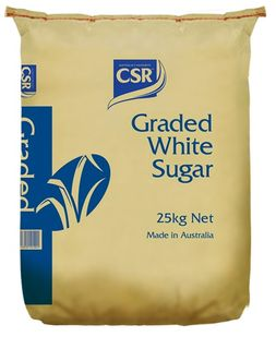 CSR 25kg GRADED WHITE SUGAR