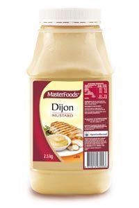 MFOOD 2.5kg (6) DIJON MUSTARD