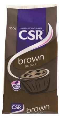 CSR (18) 500gm BROWN SUGAR