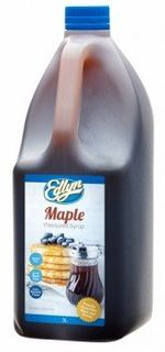 EDLYN (4) 3lt MAPLE SYRUP