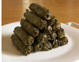 AEGEAN VALLEY 2kg (6)STUFFED VINE LEAVES