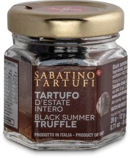 SABATINO 20gm (12) BLACK TRUFFLES
