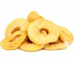 SIENA 1KG (10) DRIED APPLE RINGS