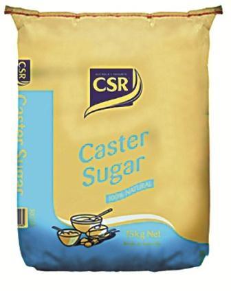 CSR 15kg CASTER SUGAR