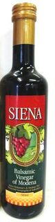 SIENA 12x500ml BALSAMIC VINEGAR