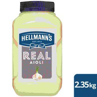 HELLMANS (4) 2.35kg REAL AIOLI