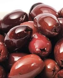 SIENA 2kg (6) PITTED KALAMATA OLIVES