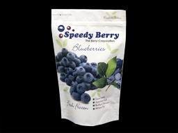 SPEEDY 1kg (10) BLUEBERRIES FROZEN
