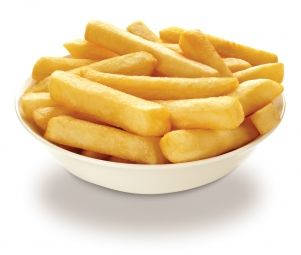 P/PERF 6X2.5KG 13MM S/CUT CHIPS