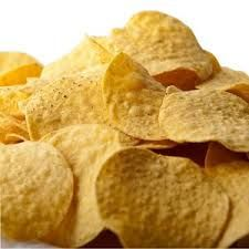 ROSITAS 6x500gm ROUND CORN CHIPS