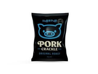 HUFF & PUFF 36x25gm ORIG PORK CRACKLE