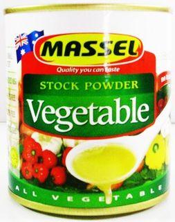 MASSEL 2.5kg VEGETARIAN VEGETABLE STOCK
