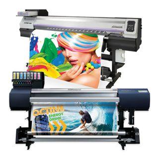 Printers - Eco Solvent