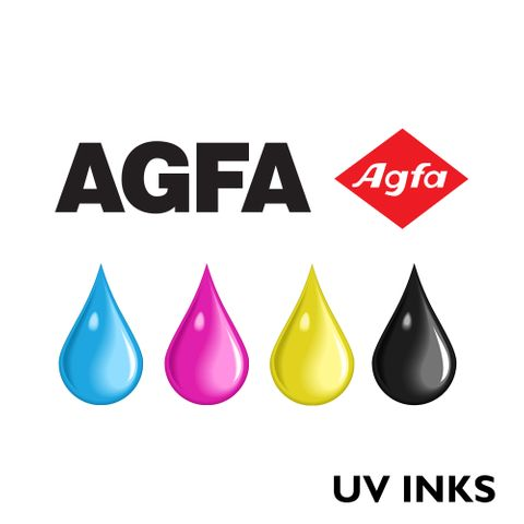 AGFA INK FOR ANAPURNA HYBRID SERIES