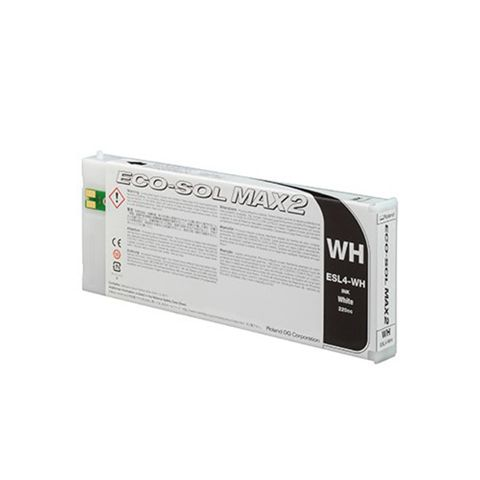 ROLAND DG ECO-SOL MAX2 WHITE 220ml