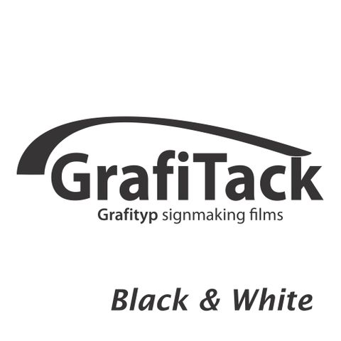 GRAFITYP 200/300 SERIES BLACK & WHITE VINYL