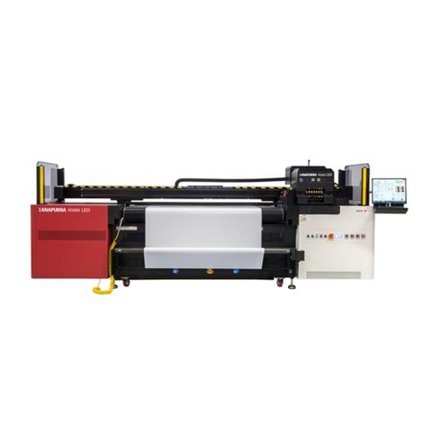 AGFA ANAPURNA HYBRID LED UV PRINTER
