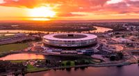 Supporting Optus Stadium