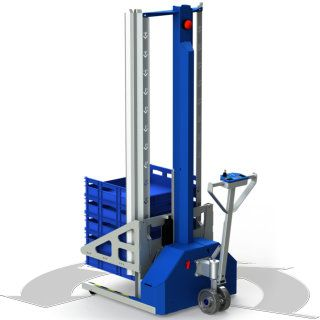 Crate Stackers