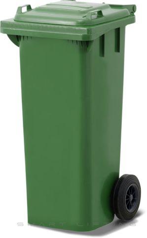MGB080-CGG Complete Green/Green 80L Mobile Garbage Bin - Europlast