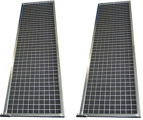 Full cage Mesh Side Guard Panels (pairs) complete with Bungs