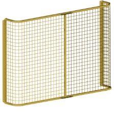 MegaDumper lift up mesh door for 1100/660